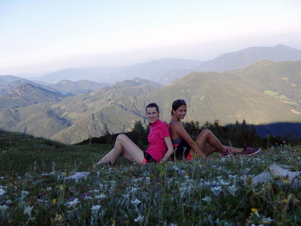 edelweiss hike