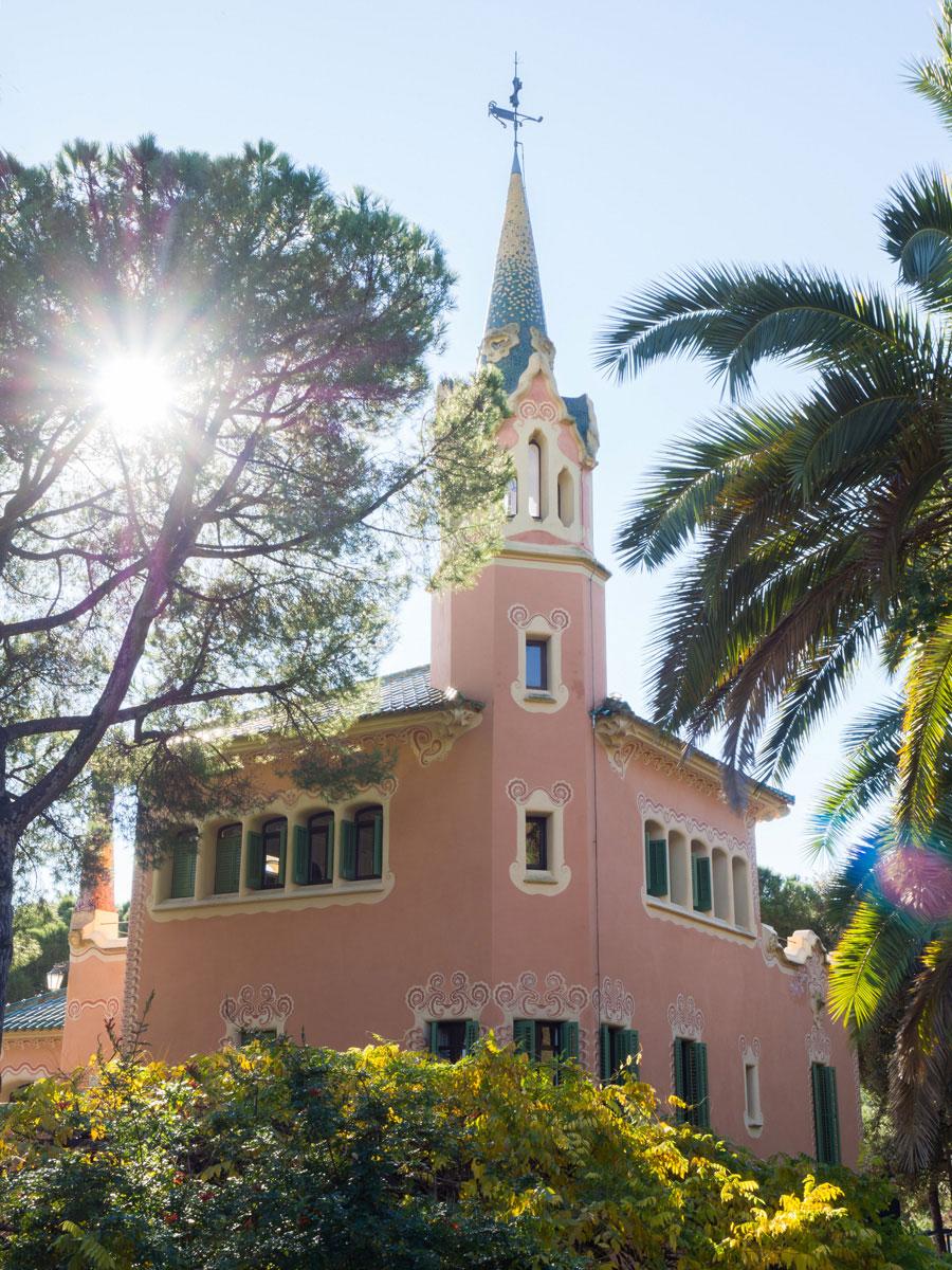 barcelona parkguell 8 - Gaudi in Barcelona - Architektur zum Verlieben