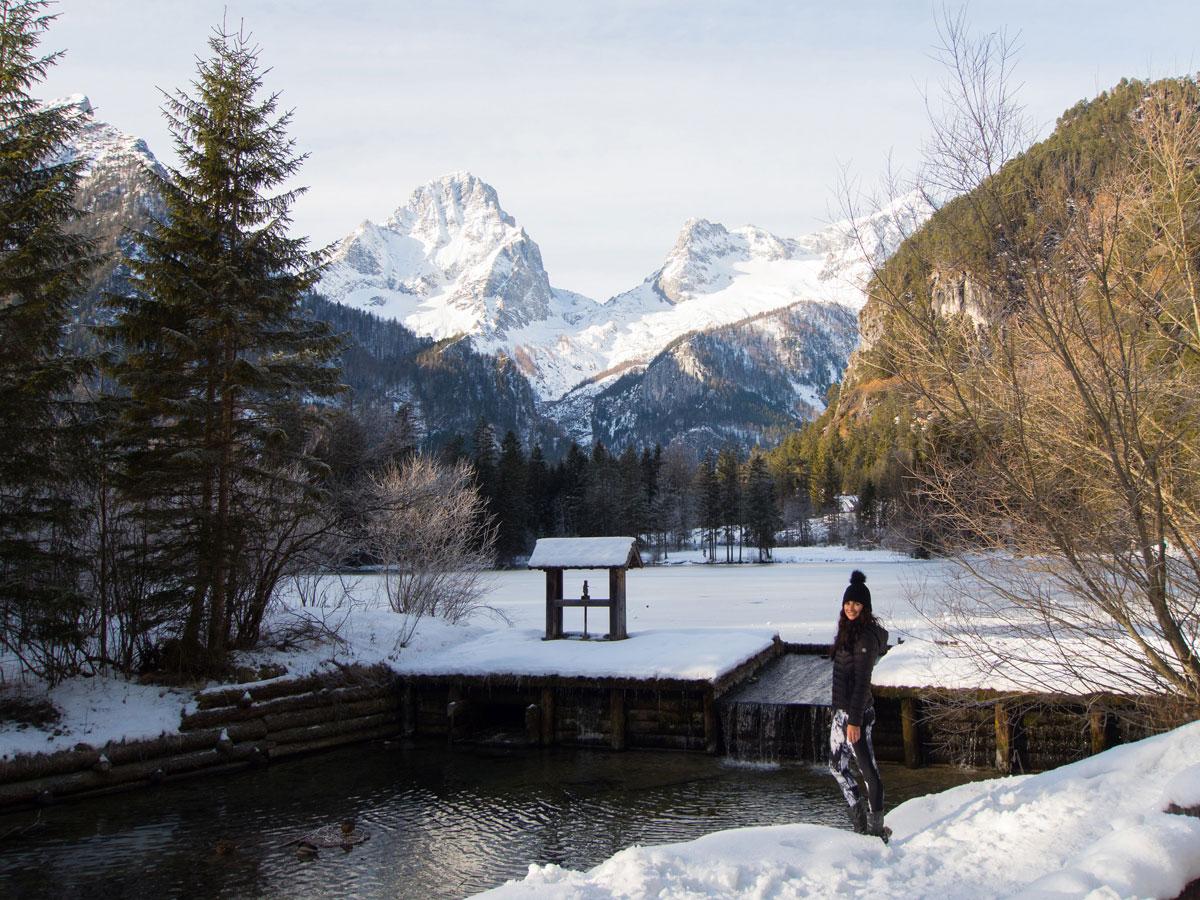Upper Austria Schiederweiher Hinterstoder