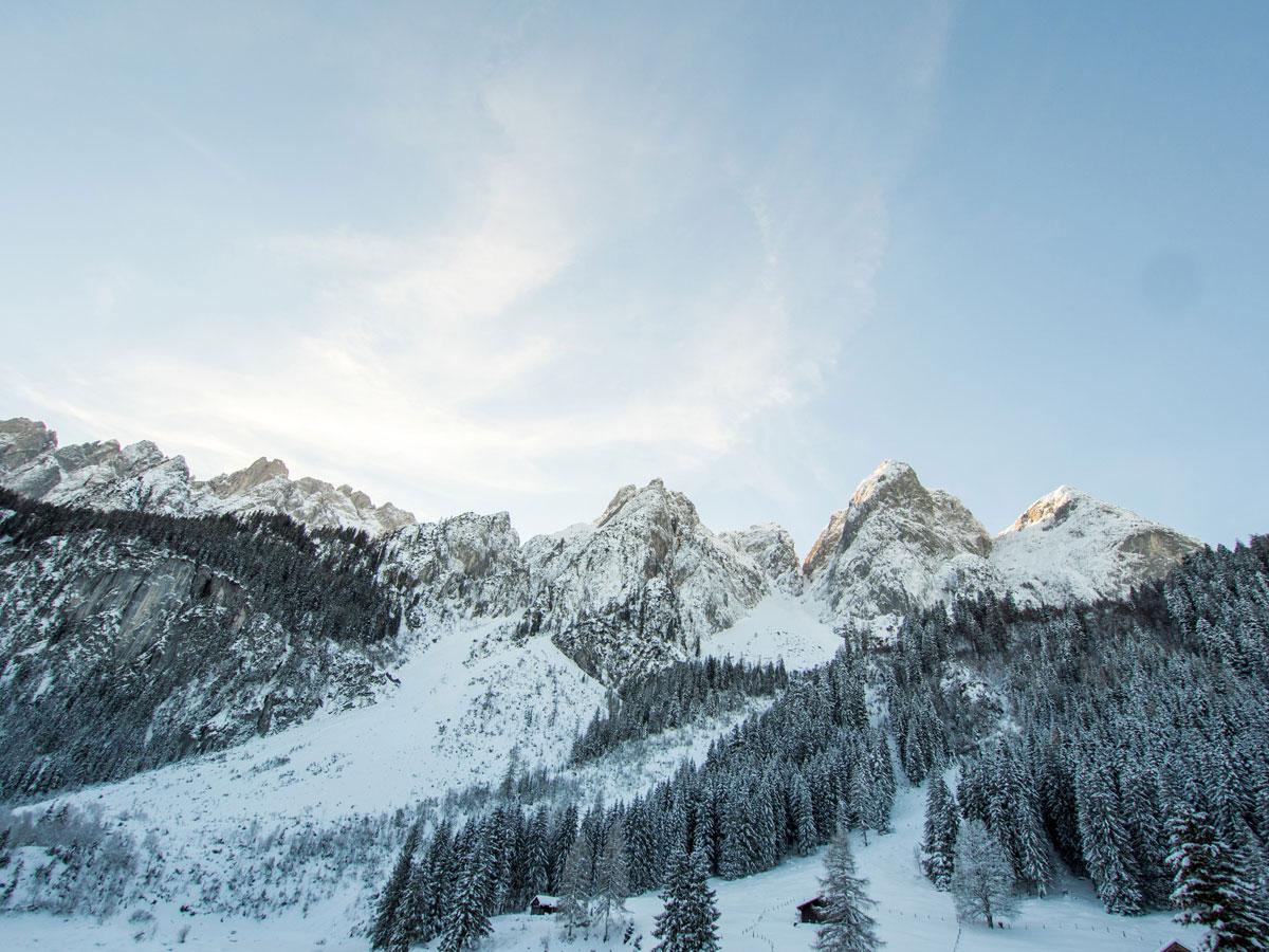 """Gosausee Oberoesterreich Winter ("""")"""