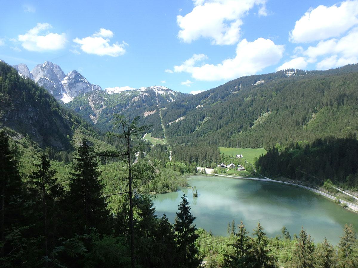 Klettersteig Gosauschmied