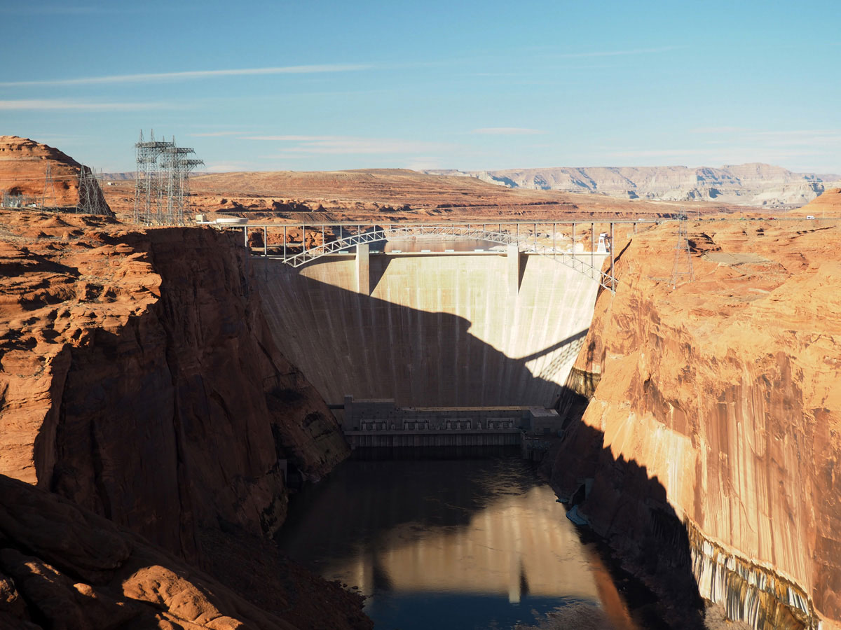 glen canyon dam page - Lake Powell, Horseshoe Bend & Antelope Canyon
