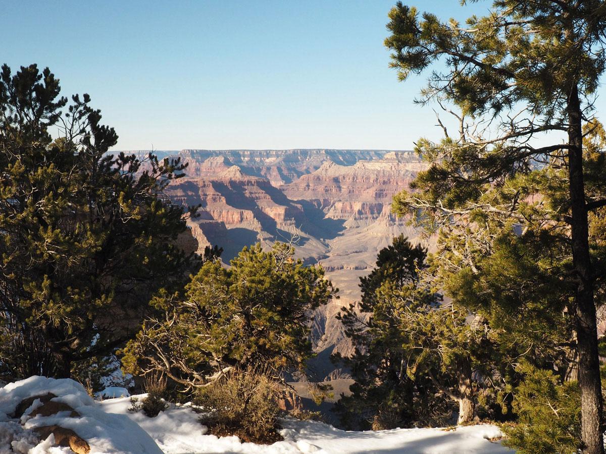 grand canyon 14 - Ein atemberaubendes Weltwunder - der Grand Canyon