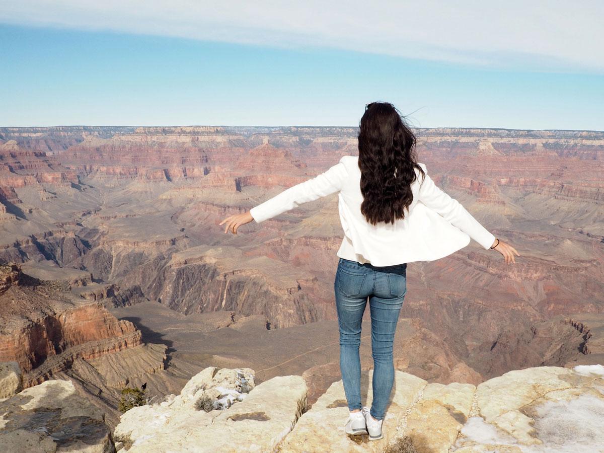 grand canyon 2 - Ein atemberaubendes Weltwunder - der Grand Canyon