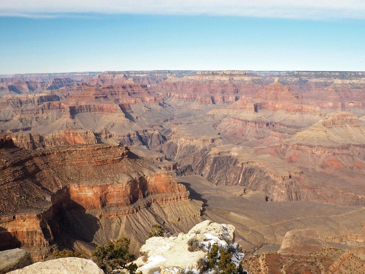 grand canyon 3 - Ein atemberaubendes Weltwunder - der Grand Canyon