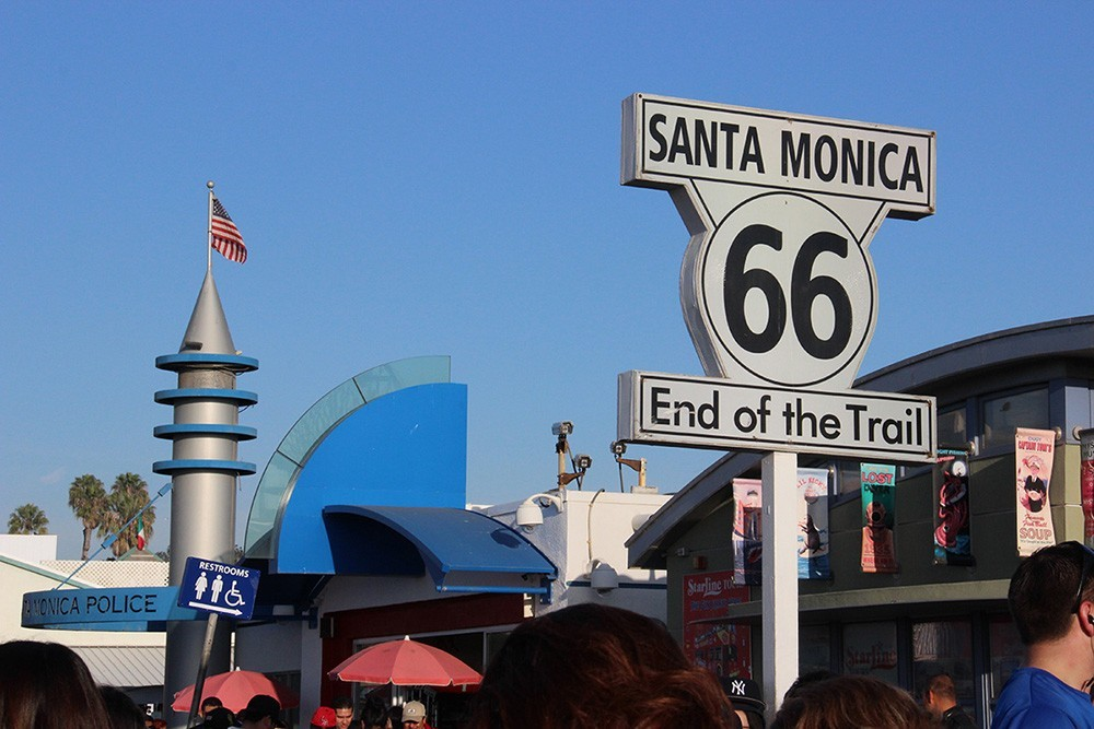 Los angeles smilesfromabroad for Malibu motors santa monica