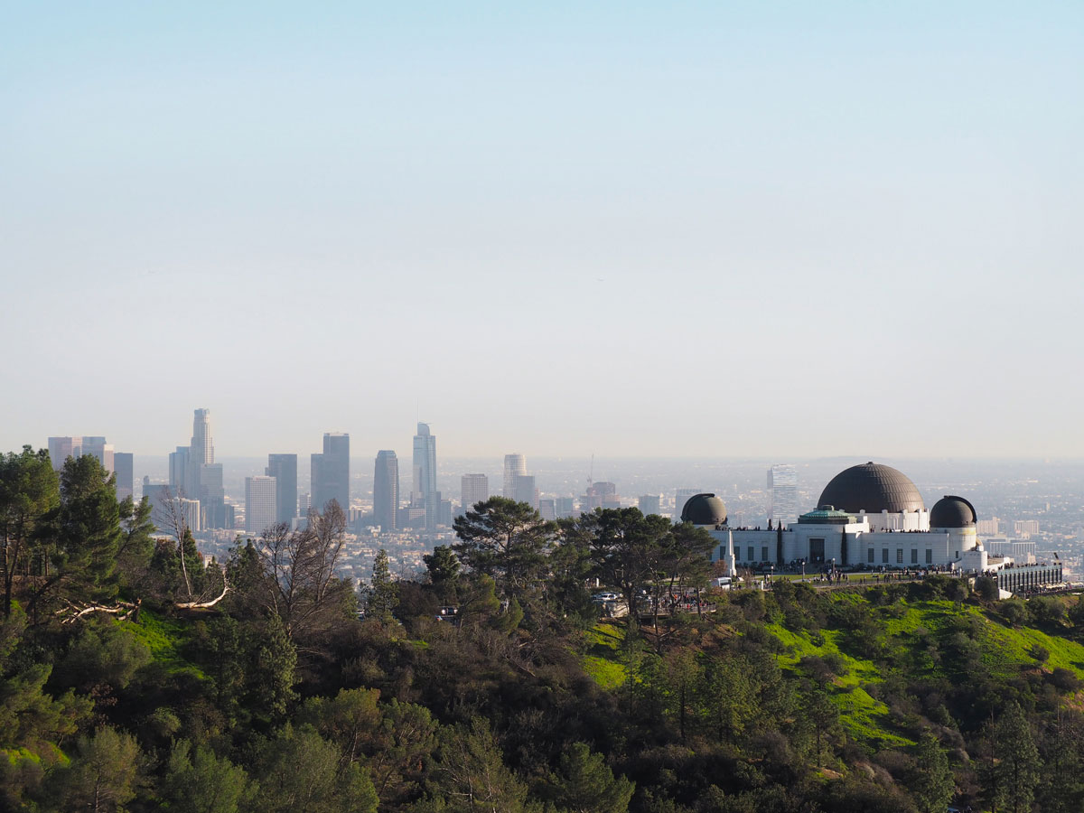 "losangeles griffith observatory - Top Sehenswürdigkeiten in Los Angeles - Unterwegs in der ""City of Angels"""