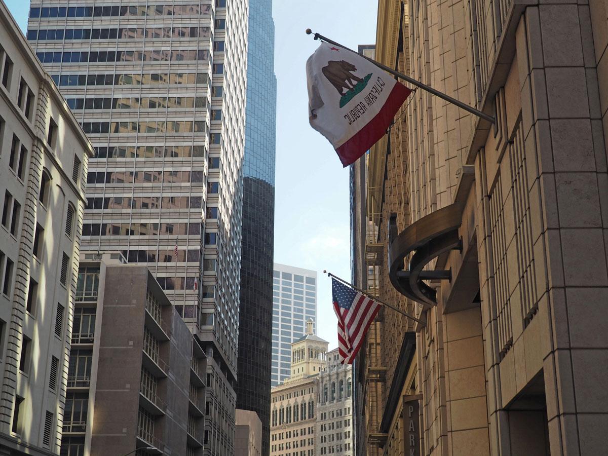 San Francisco Finanzviertel