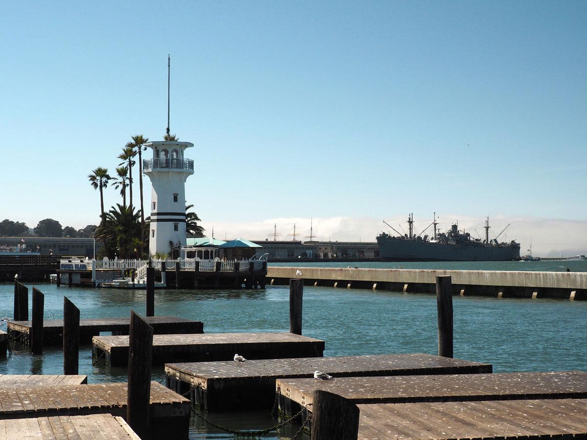 sanfrancisco fishermans wharf 4 - Roadtrip West Amerika - Mein Lieblings Roadtrip - Blogparade