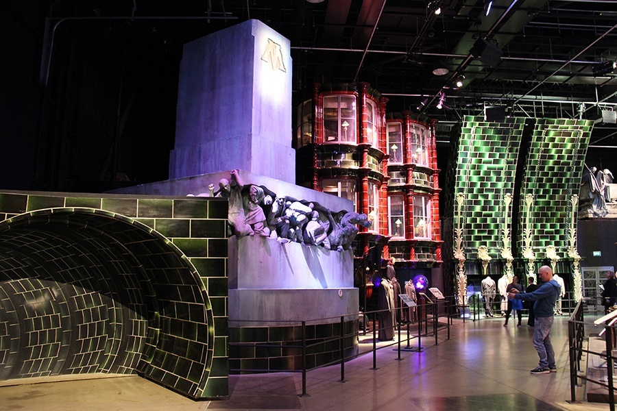 harry potter warner bros studios leavesden
