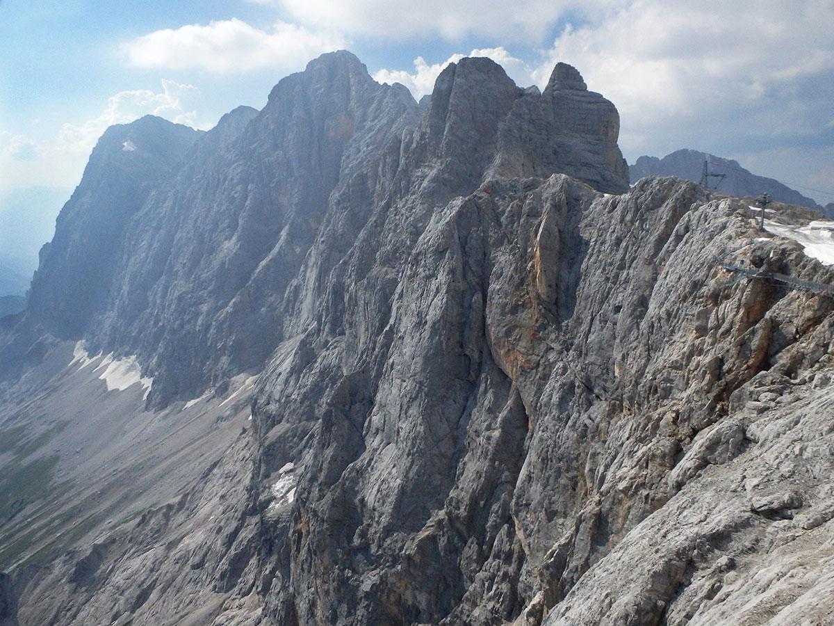 Klettersteig Johann Dachstein : Dachstein klettersteig johann 15 smilesfromabroad