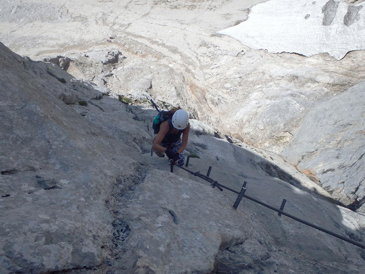 Klettersteig Austria : Fallbach klettersteig ihr wanderurlaub im maltatal