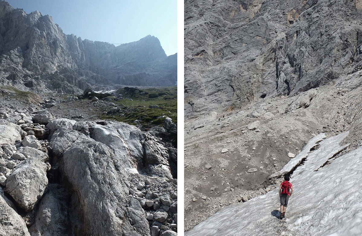 Klettersteig Johann Topo : Der johann klettersteig auf den dachstein smilesfromabroad