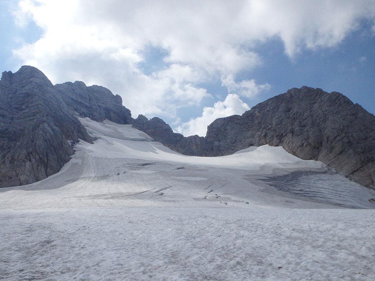 Klettersteig Dachstein : Kali klettersteig am dachstein auf sunny at
