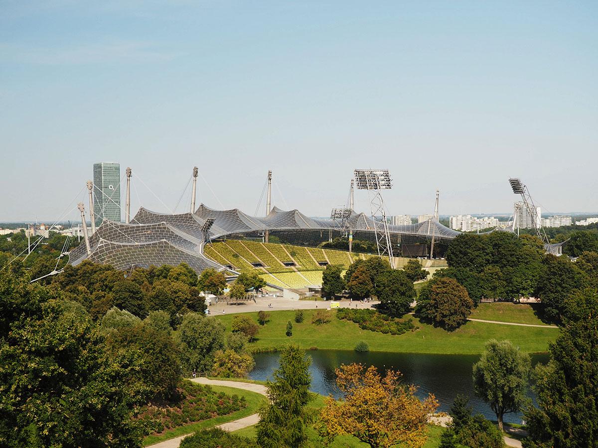 münchen-olympiastadion