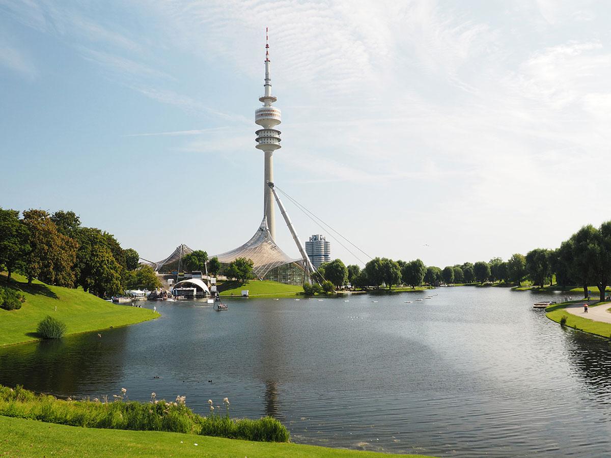 münchen-olympiaturm
