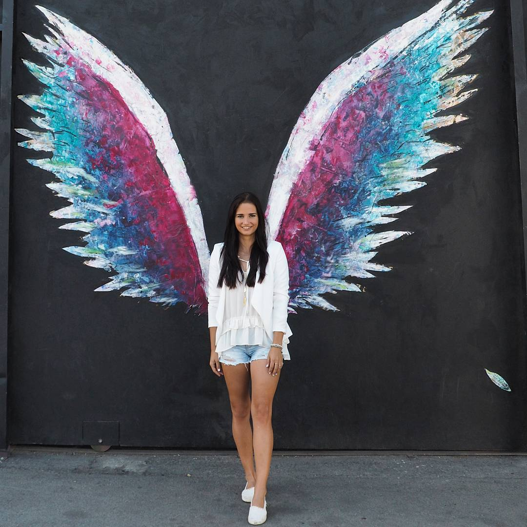 Fashion Wall Murals The Best Murals In Los Angeles The Instagram Paradise