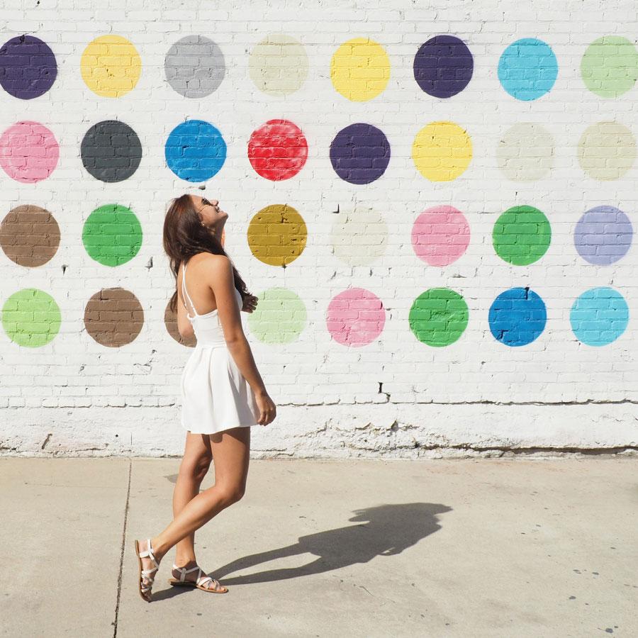 dots-wall-arts-district-los-angeles