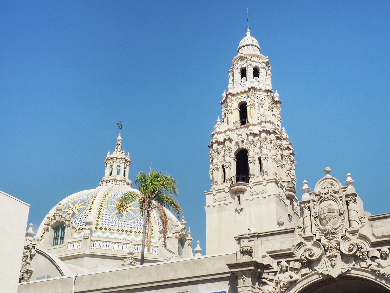 sandiego balboapark 3 1 - San Diego - mexikanischer Flair, Strände, Seelöwen und viel mehr