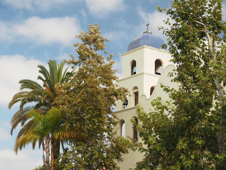 sandiego oldtown church - San Diego - mexikanischer Flair, Strände, Seelöwen und viel mehr