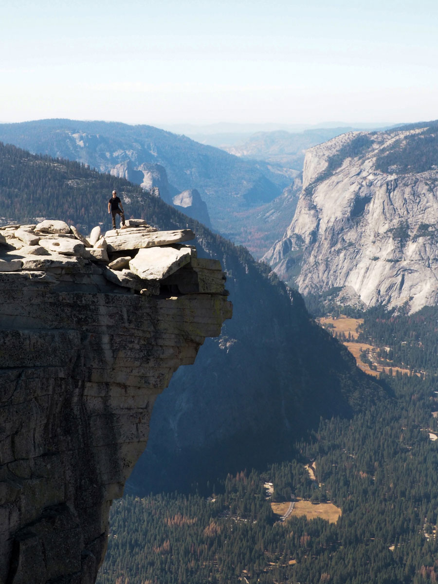 Yosemite Nationalpark Half Dome Hike Smilesfromabroad