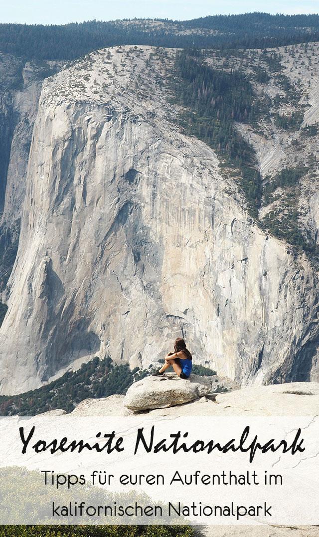 Yosemite Nationalpark Sehenswertes