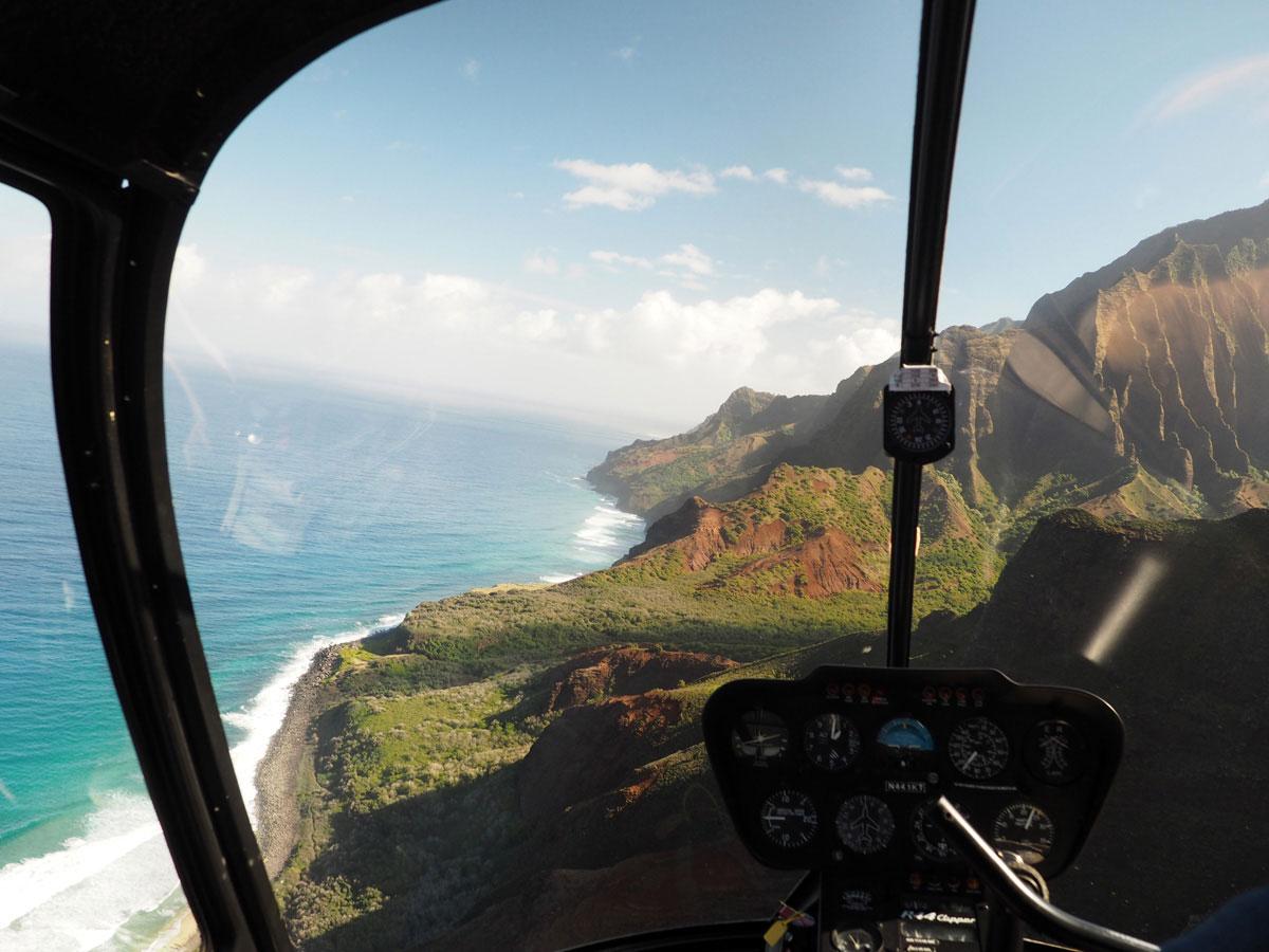 helikopterflug-hawaii