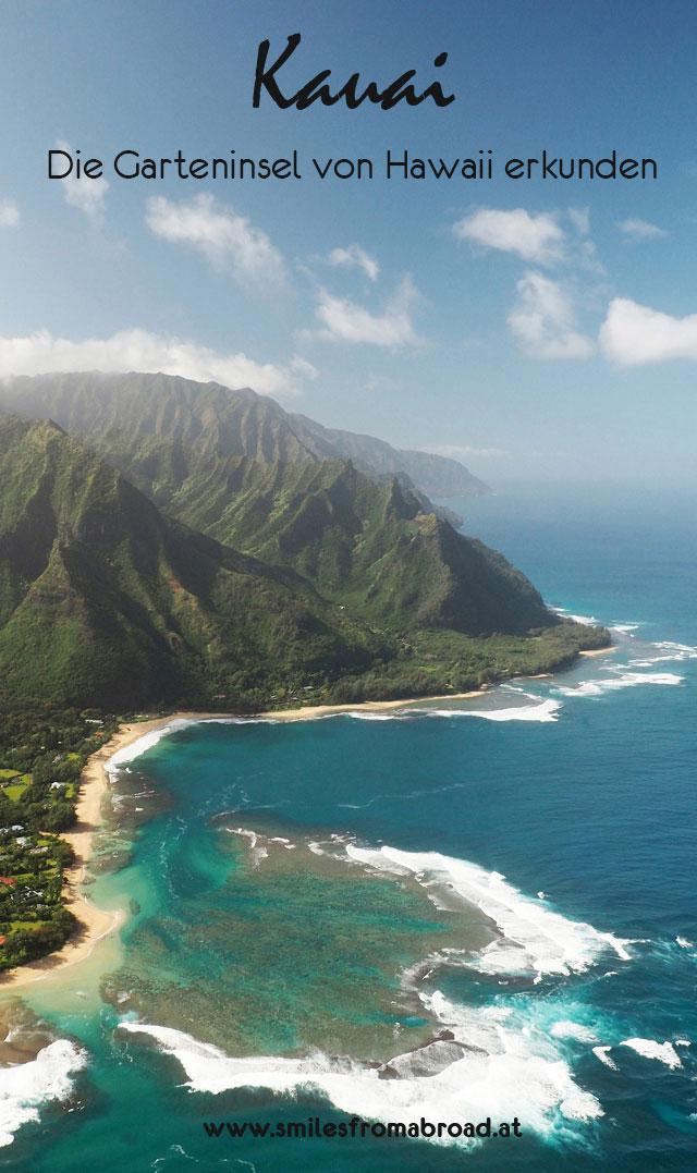 Kauai Reisetipps Pinterest