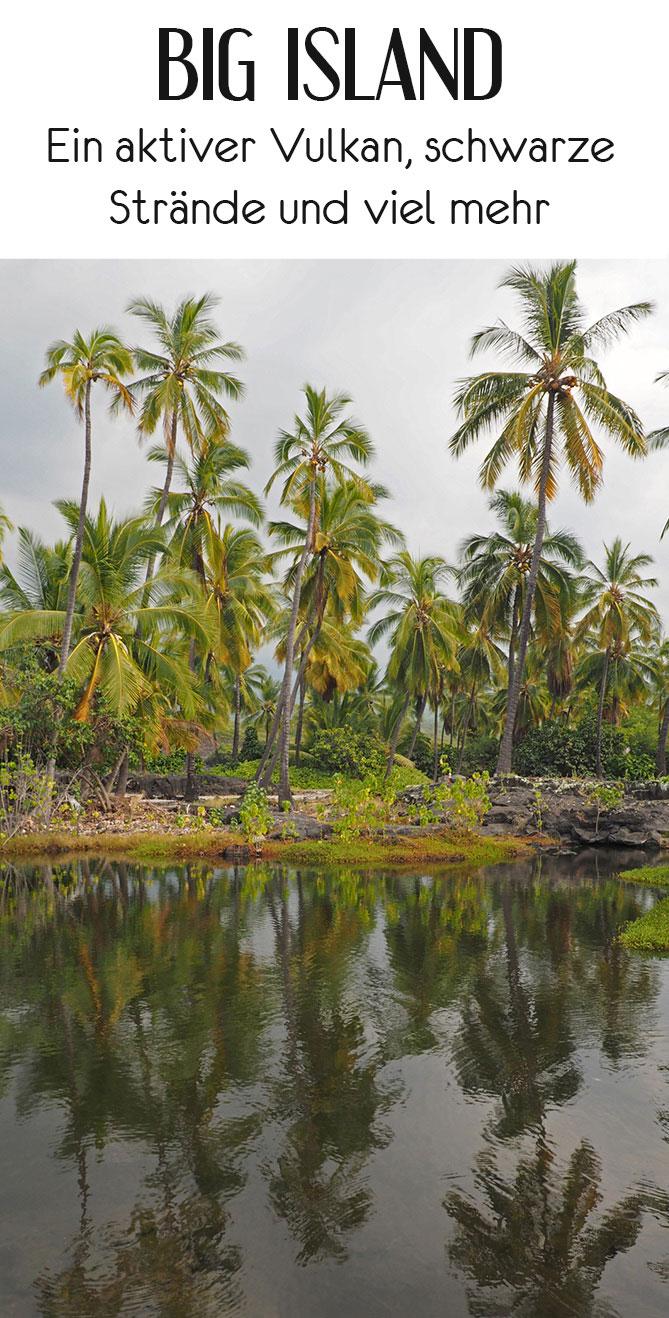bigisland pinterest - Big Island - Ein aktiver Vulkan, Lava und viele Delfine