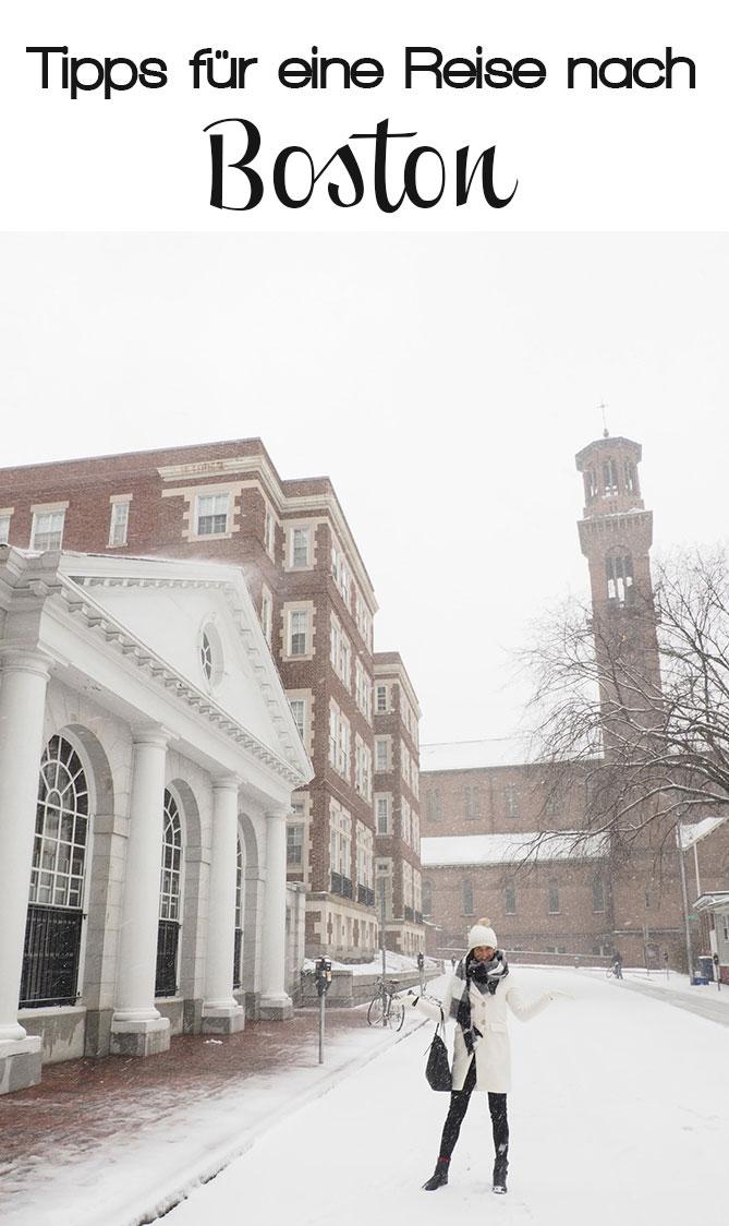 boston pinterest - Boston im Schneesturm