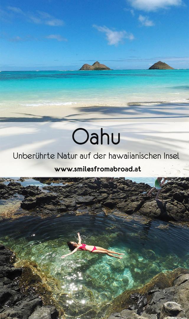 oahu pinterest hawaii2 - Oahu - traumhafte Sandstrände und die Großstadt Honolulu