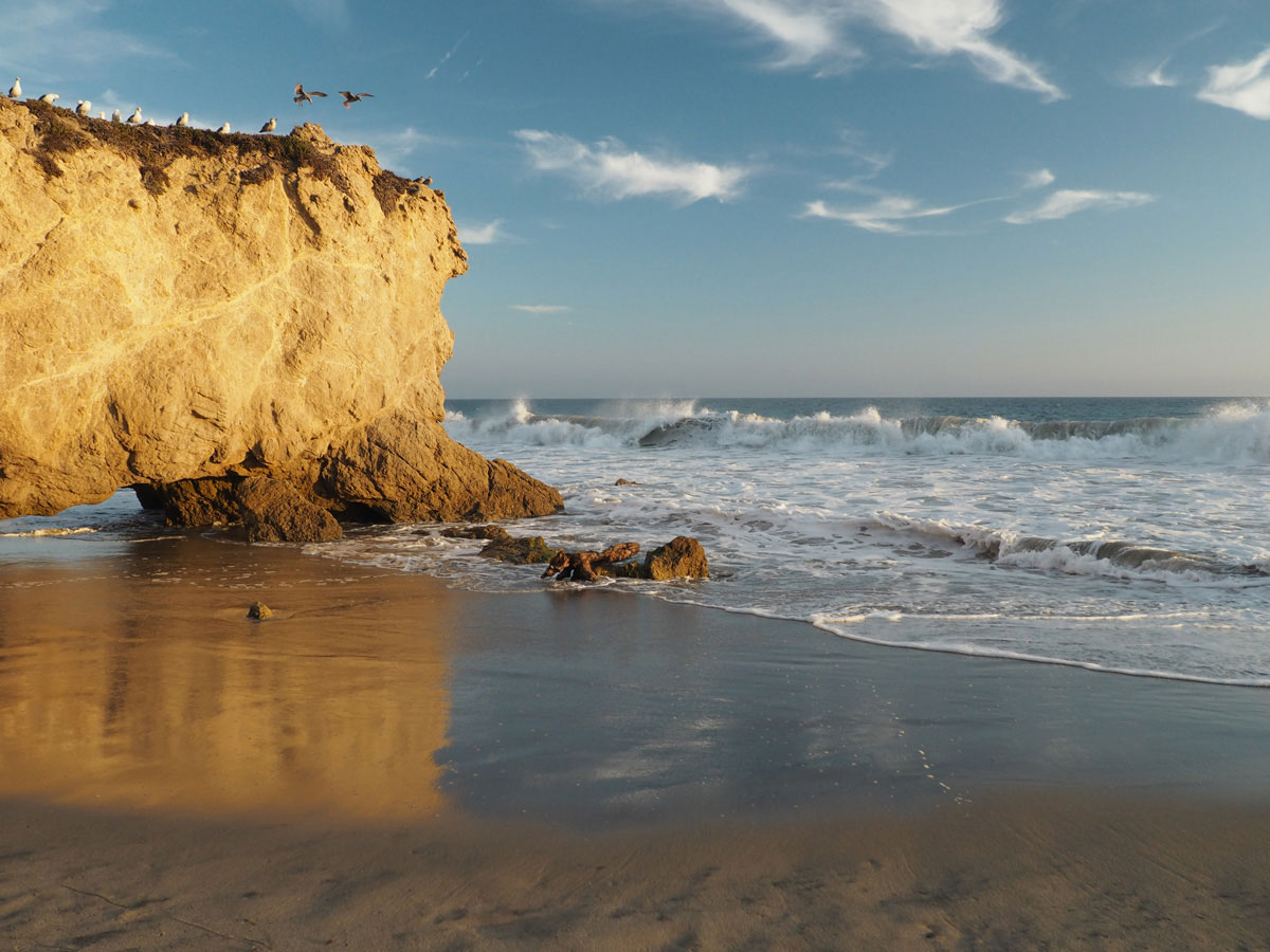 elmatador beach malibu losangeles 3 - Meine 5 Lieblings Fotospots auf Reisen - Blogparade
