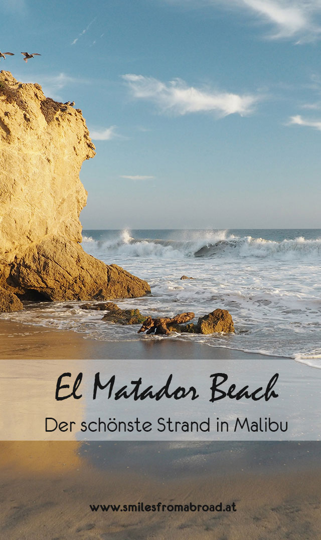 El Matador State Beach in Malibu