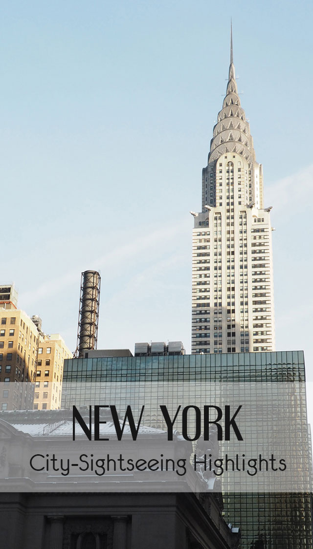 newyork pinterest2 - New York City Sightseeing Highlights