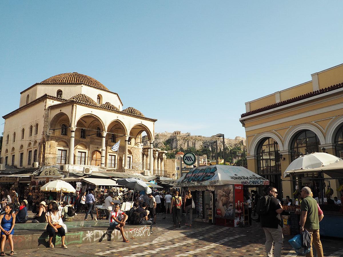 Athen-Monastiraki