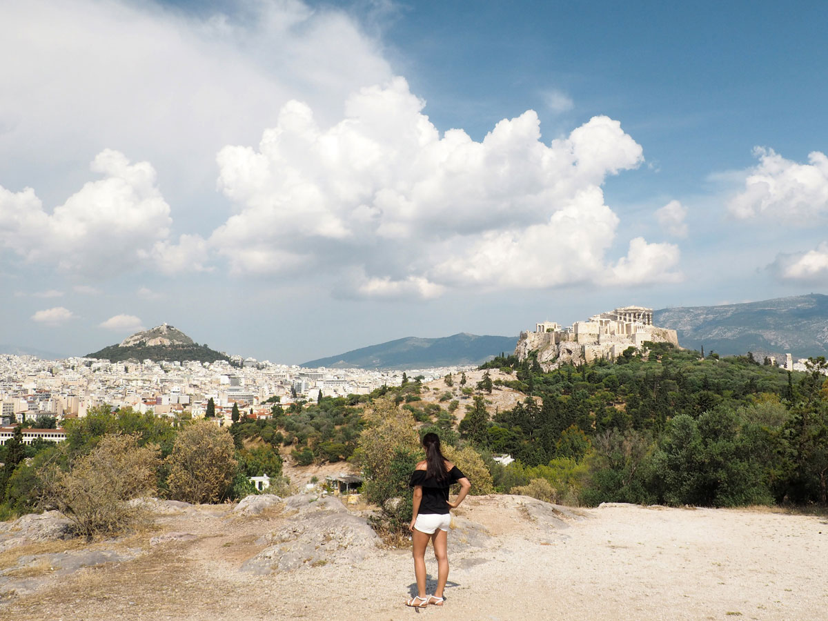 athen-Areopagus-hill