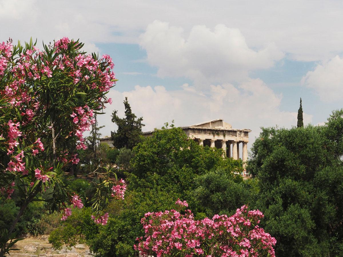 athen-griechische-agora