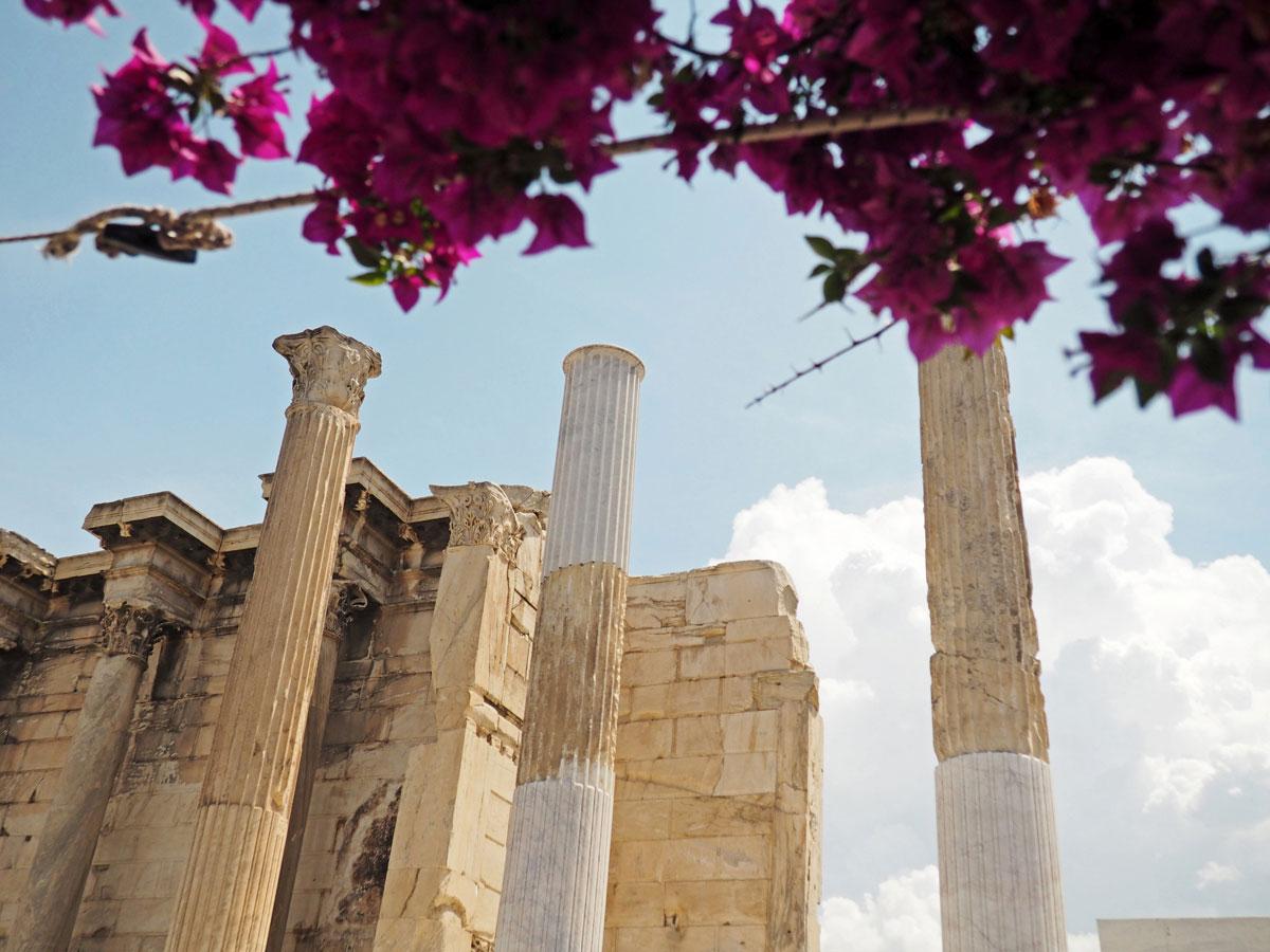 athen-hadrians-library