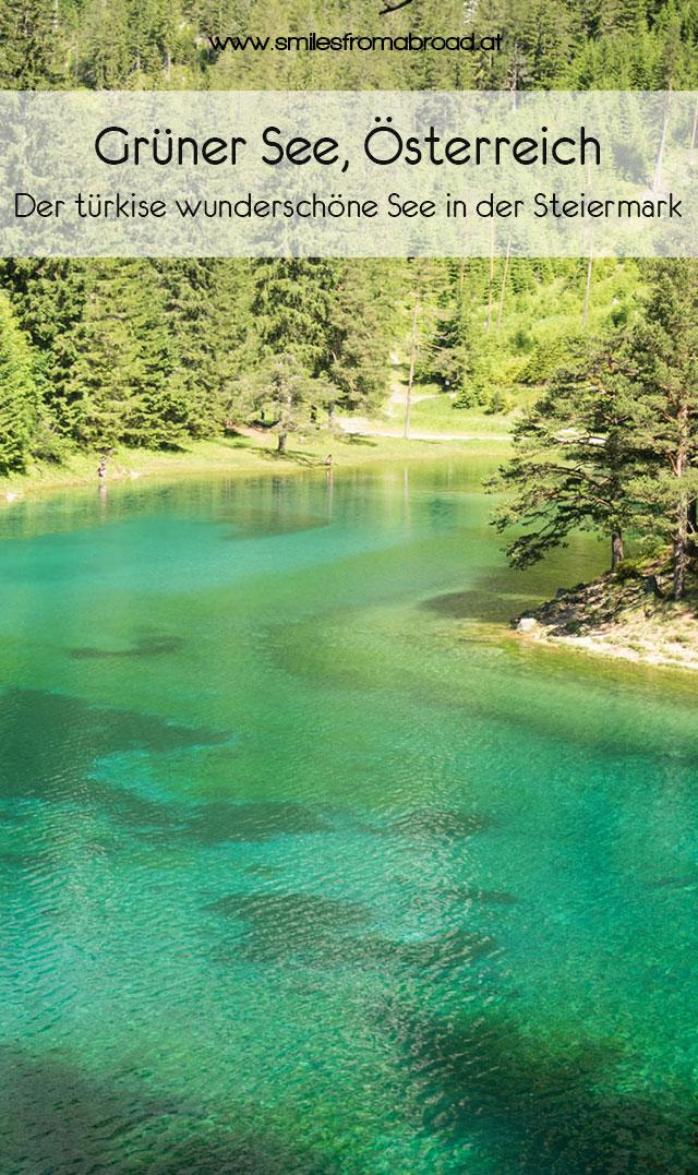 """Gruener See Oesterreich Steiermark"""""""