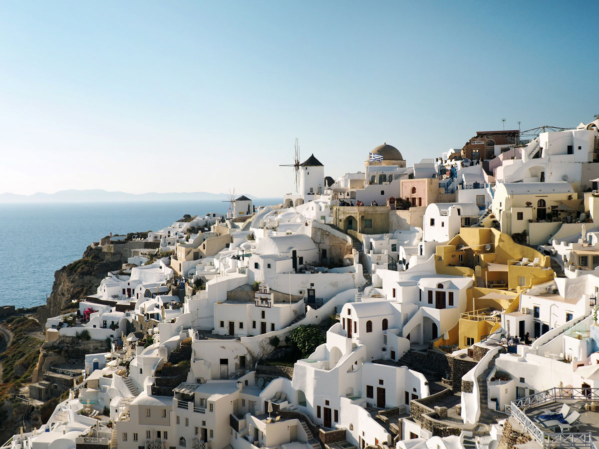 image Our holiday on santorin november 2016
