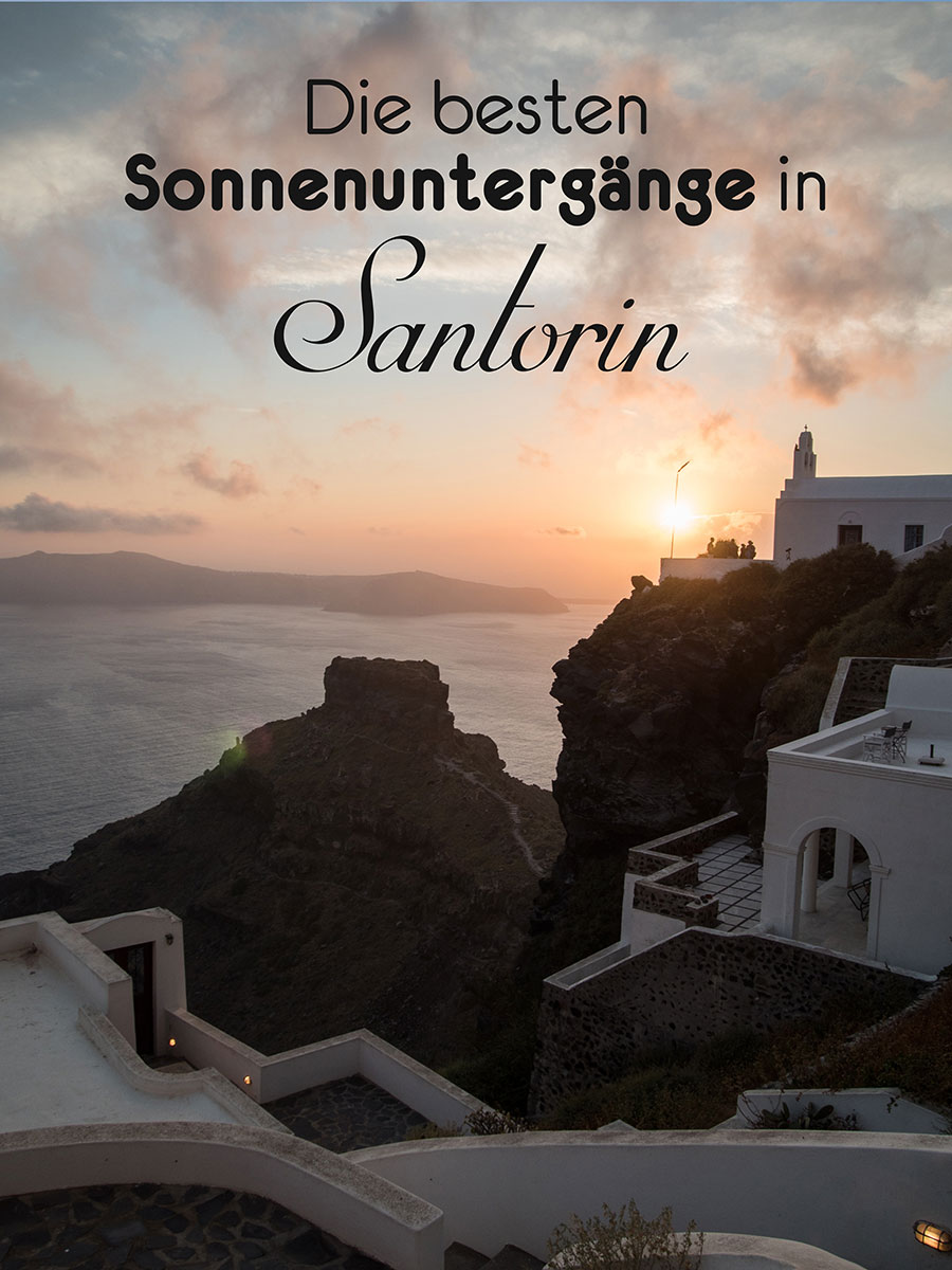santorin-sonnenuntergang