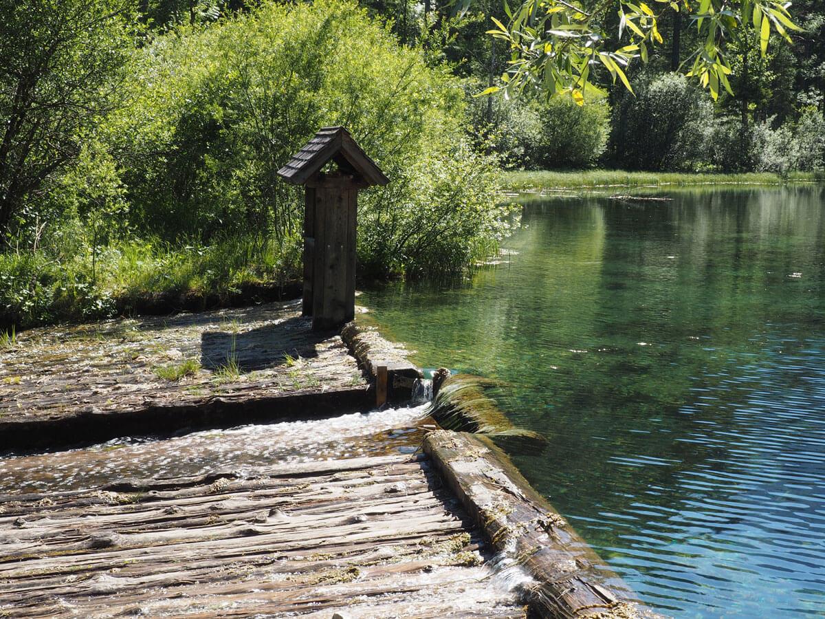 Schiederweiher Hinterstoder Summer