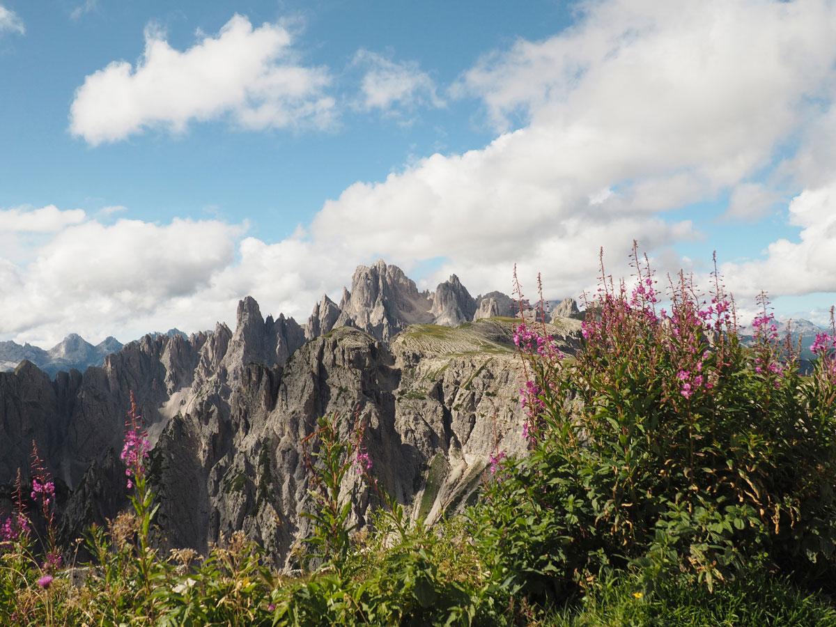 dreizinnen dolomiten südtirol 1 - Wanderung um die drei Zinnen in den Dolomiten, Südtirol