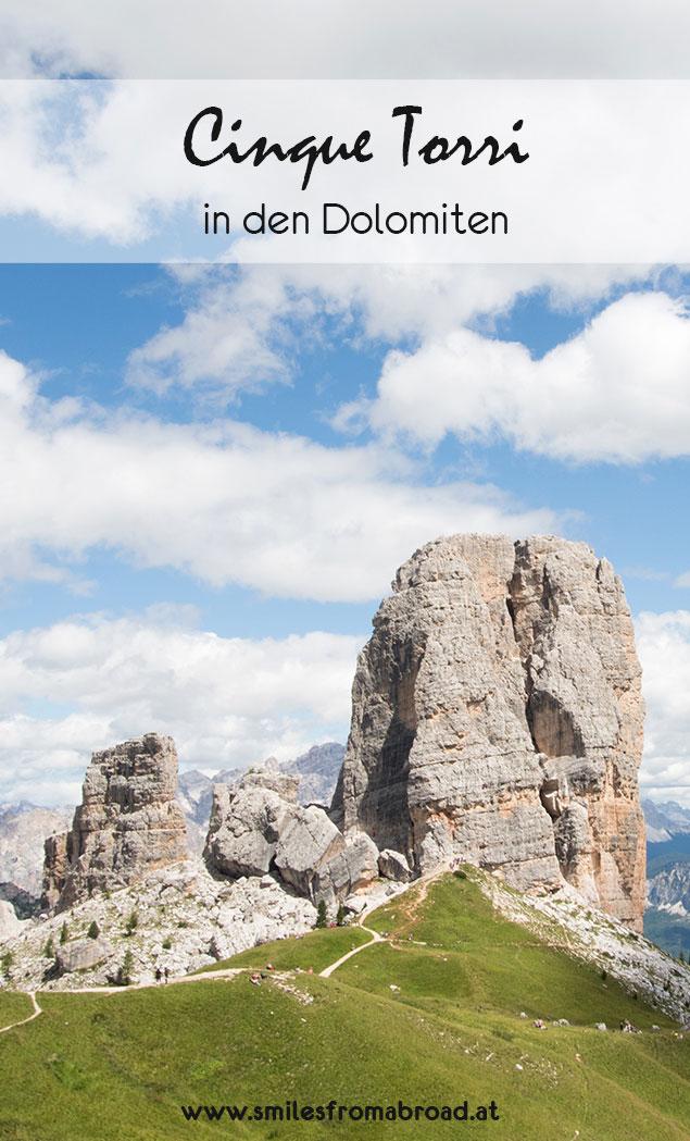cinquetorri - Passo di Giau und Cinque Torri: Juwelen der Dolomiten