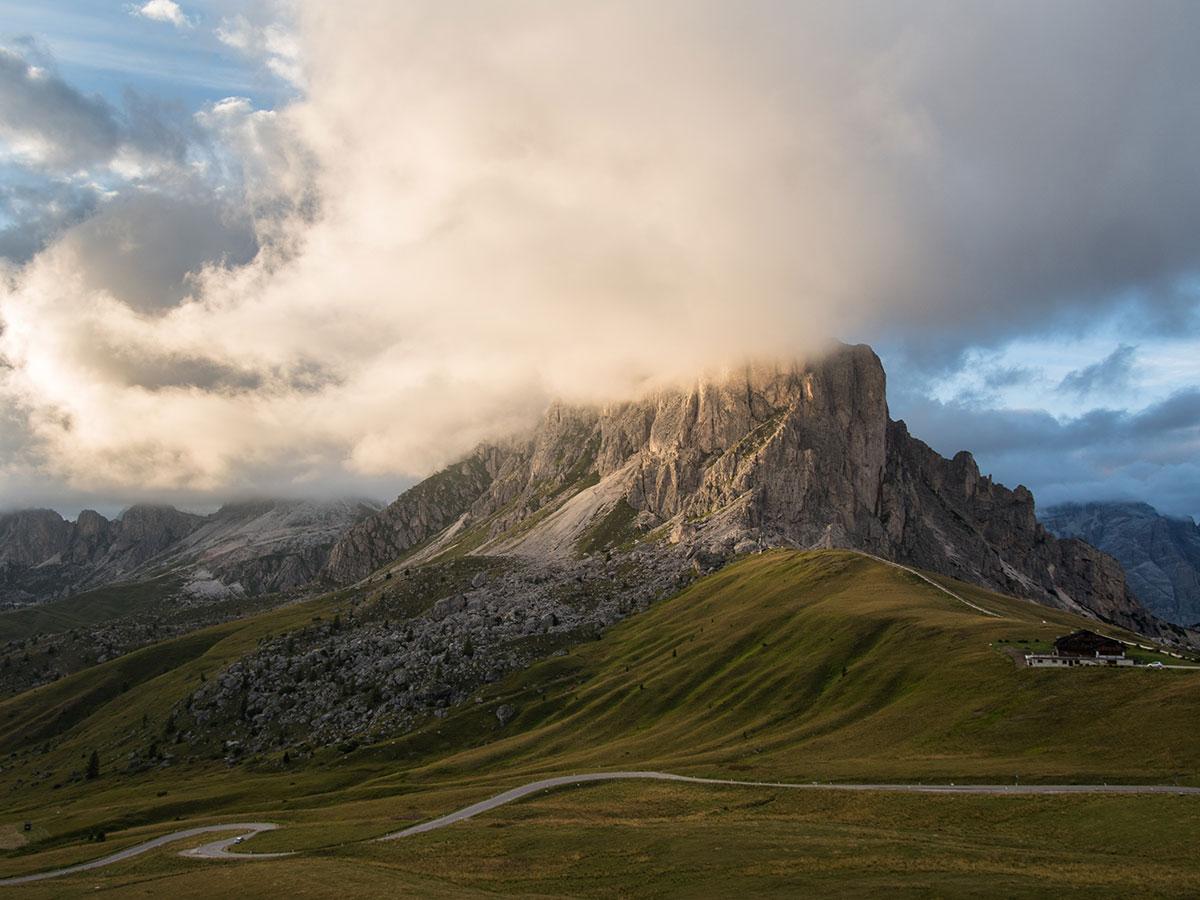 giau pass dolomiten cortina ampezzo - Fotoparade: Die schönsten Fotos aus dem 2. Halbjahr 2017