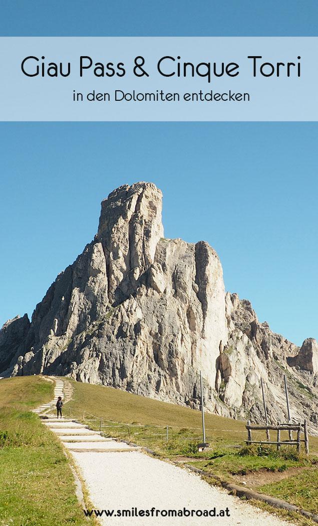 giaupass cinquetorri - Passo di Giau und Cinque Torri: Juwelen der Dolomiten