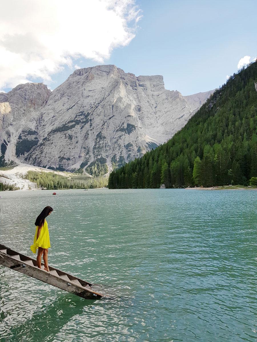 Sehenswertes Dolomiten Pragser Wildsee