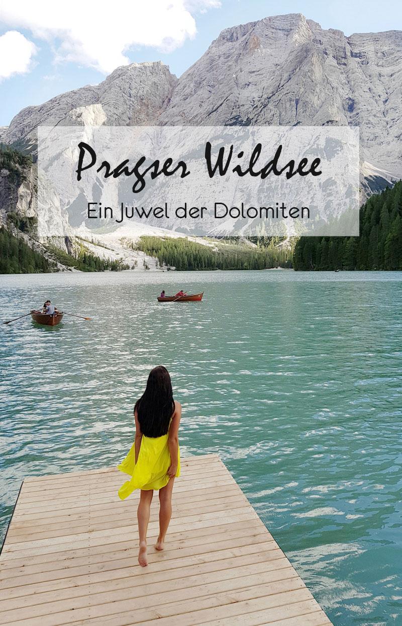 pragserwildsee dolomiten pinterest - (Deutsch) Der Pragser Wildsee in den Dolomiten