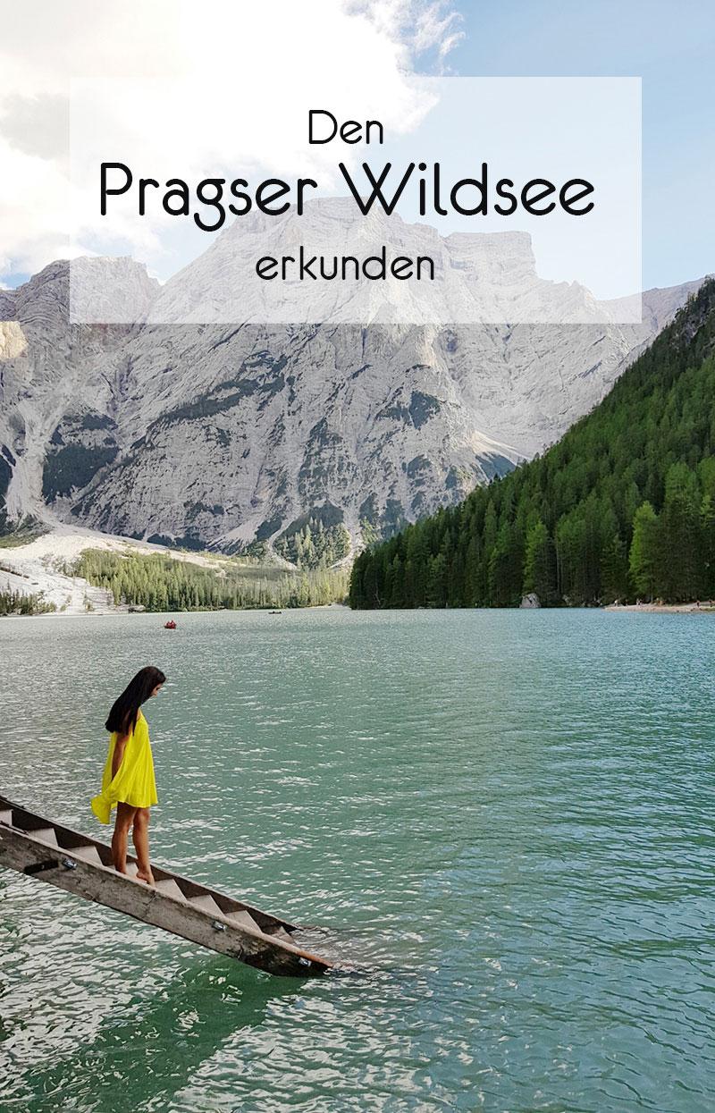 pragserwildsee pinterest - Der Pragser Wildsee in den Dolomiten