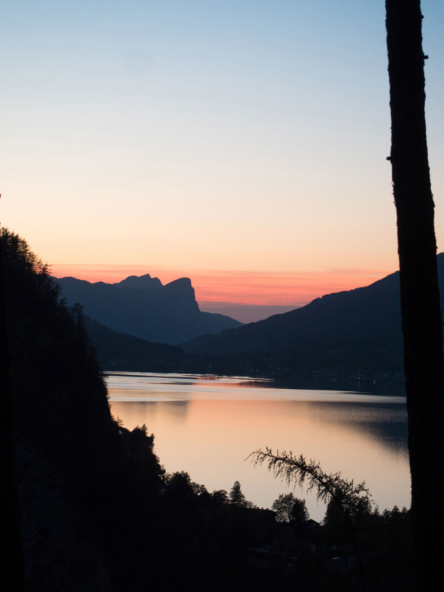 mahdlgupf klettersteig 21 - Attersee Klettersteig auf den Mahdlgupf - Impressionen